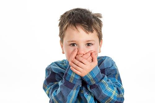 Mundfäule - Mundgeruch
