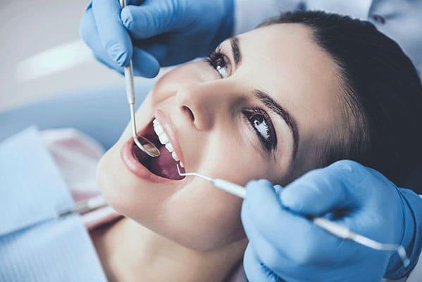 Vorsorgeuntersuchung beim Zahnarzt