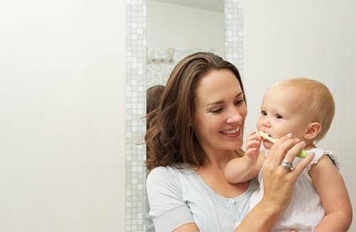 Zahnung - Zahnpflege